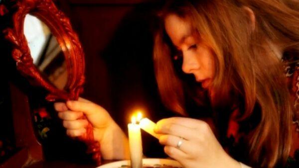 Гадания на свечах на святки и рождество