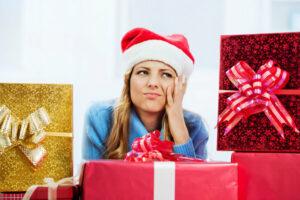 подарок не подошел
