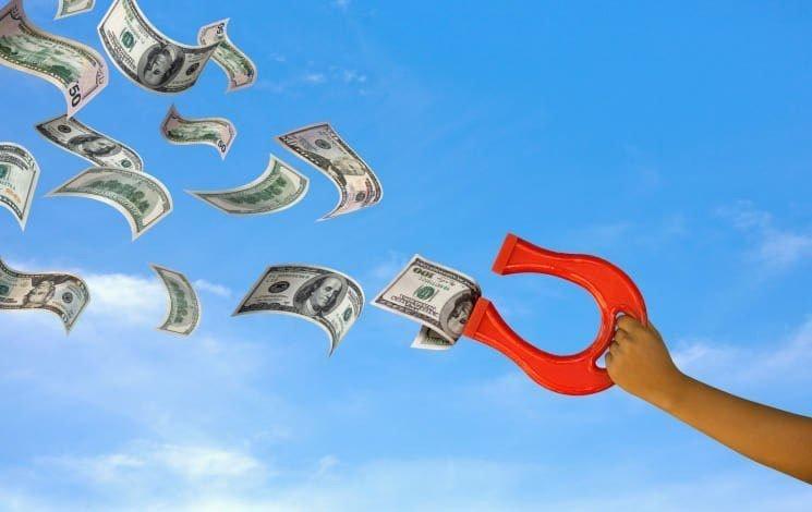 привлекаем энергию денег