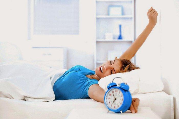 Легко вставать с утра