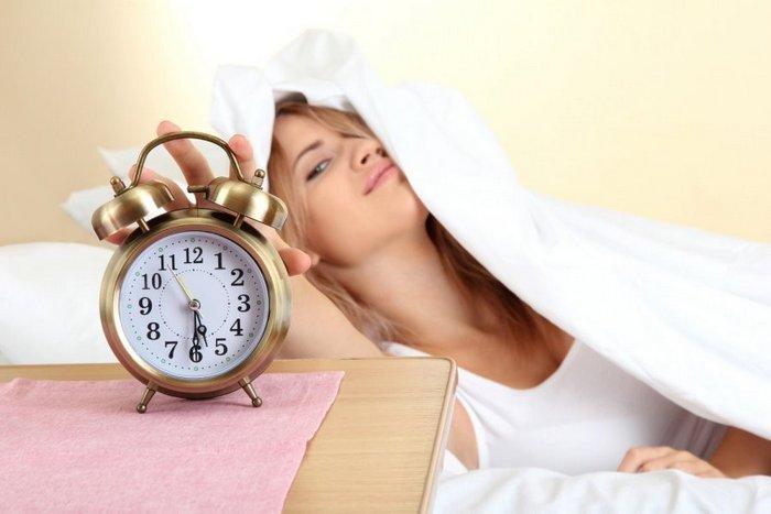 отключить будильник