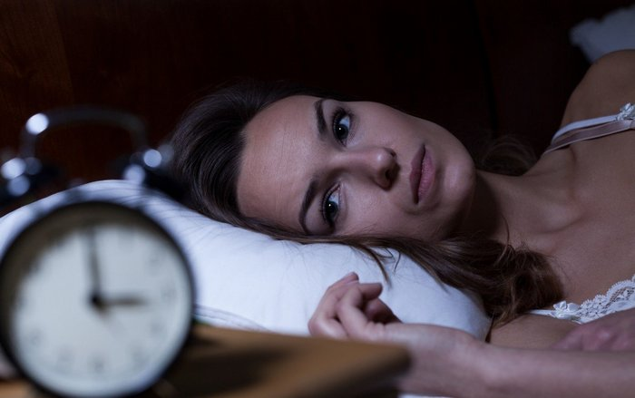 трудности с засыпанием
